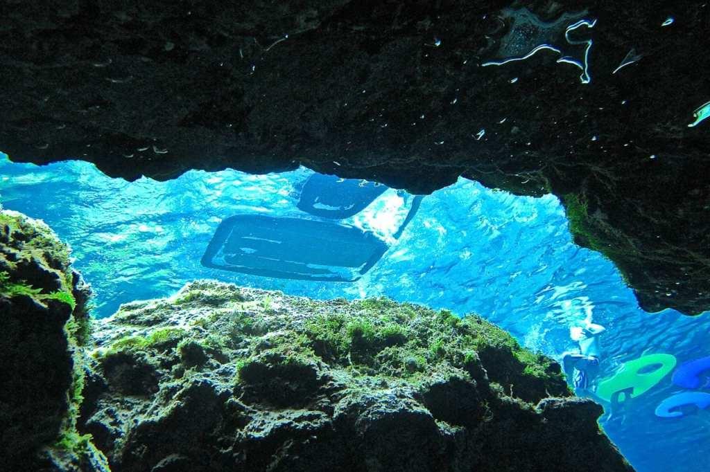 Ginnie springs underwater photo