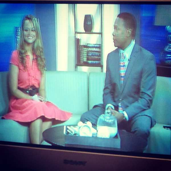Chatting about travel on the WJXT Morning Show - did you see my segments?