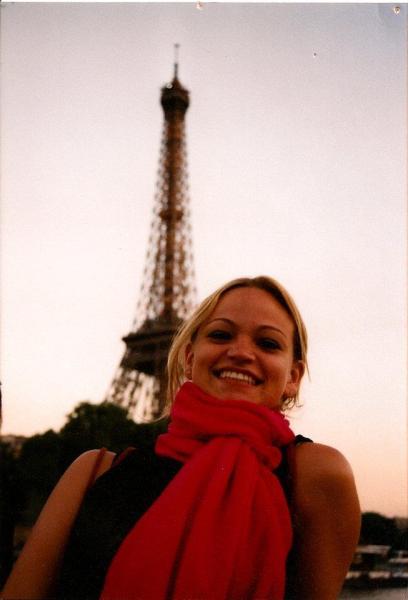 2003 - Study Abroad Angie