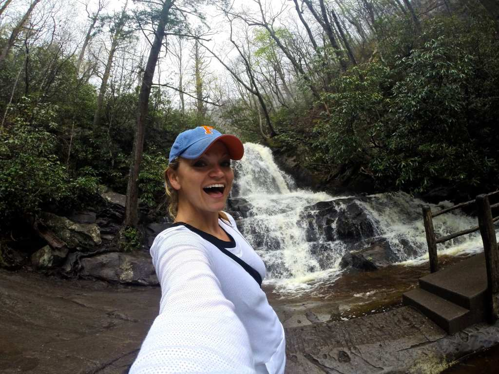 Hike to Laurel Falls - Great Smoky Mountains National Park