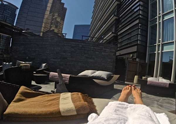 Living the luxe life in Vancouver