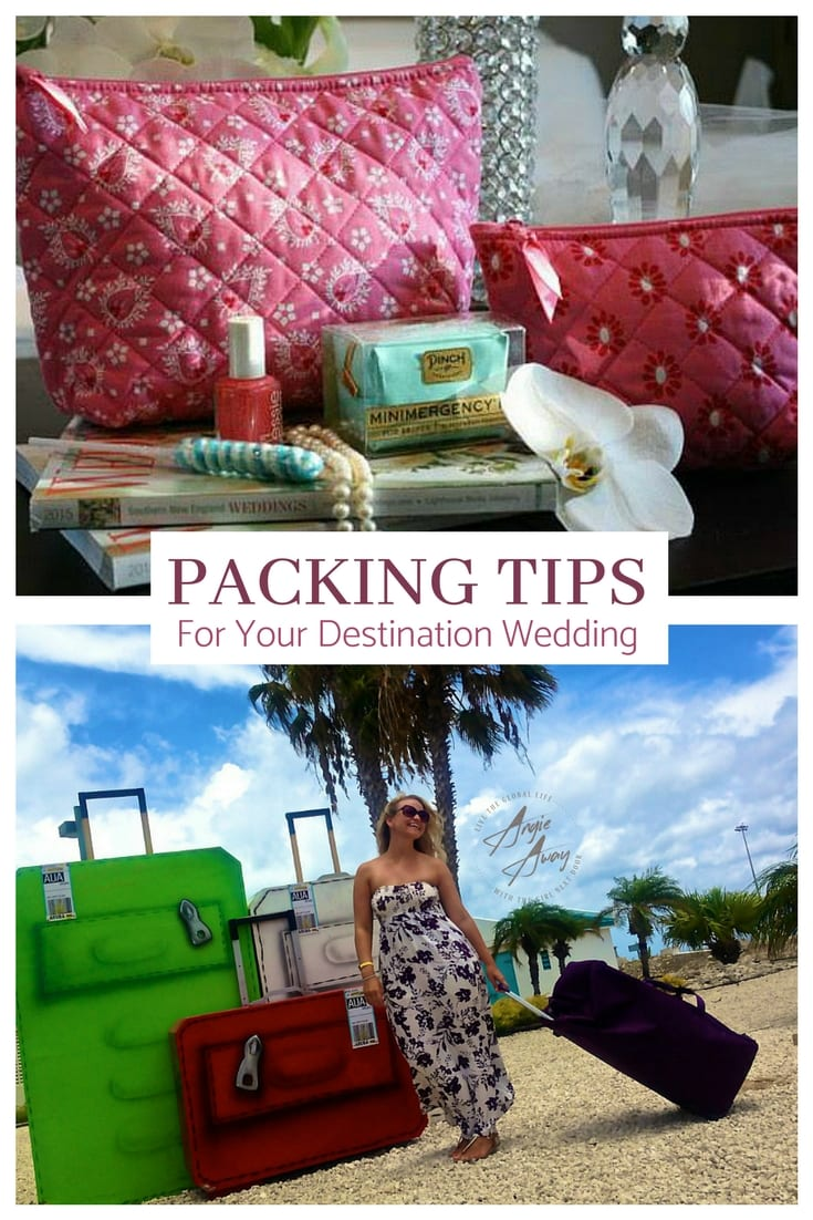 Packing Tips for your destination wedding Part 1 Luggage