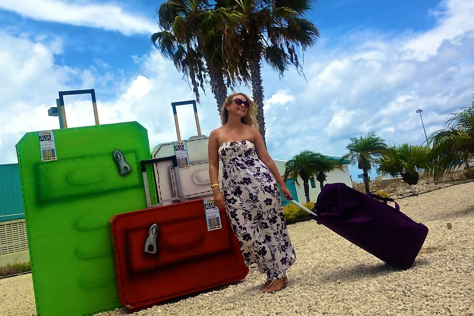 What to pack for a destination wedding - Part 1: Luggage