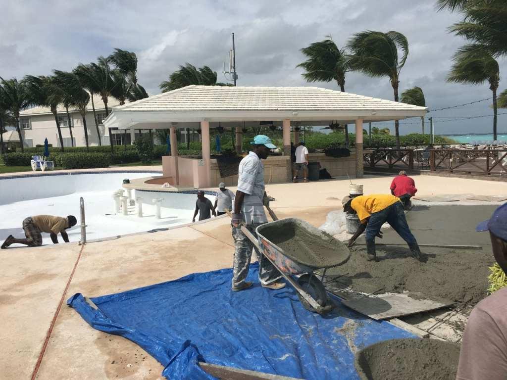Bahama Beach Club - Caribbean Wedding in The Bahamas