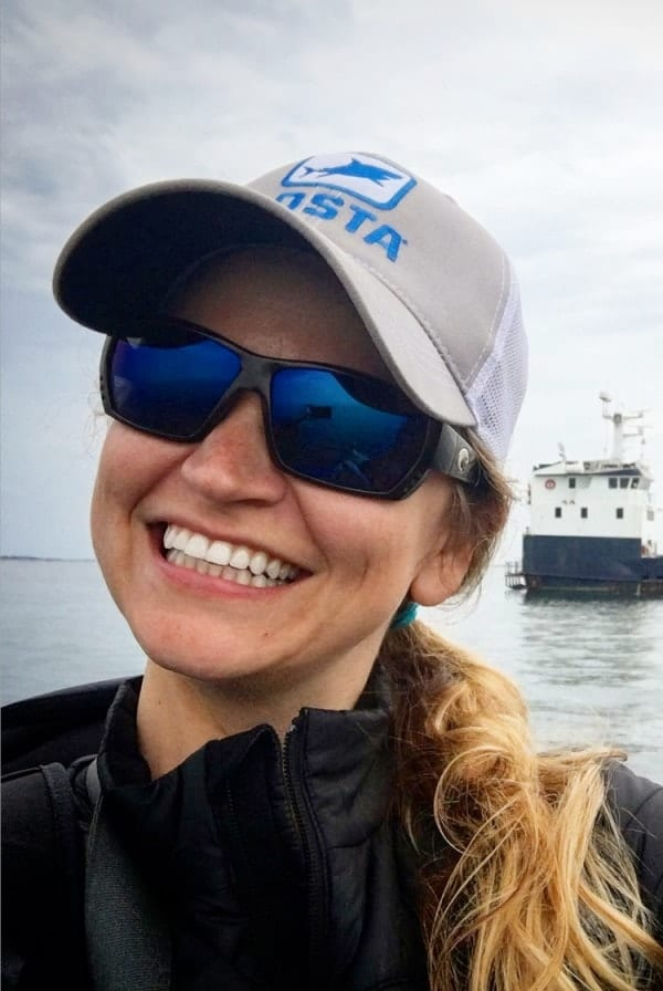 Angie Away MV OCEARCH EXPEDITION JAX Great White Shark
