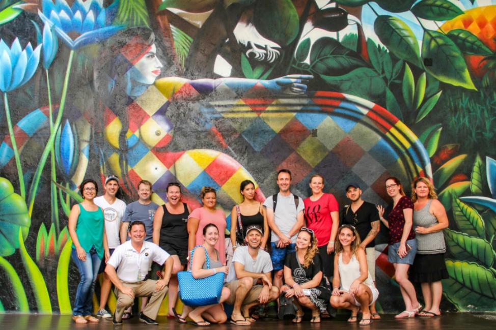 Travelocity Gnational Gnomads 2016