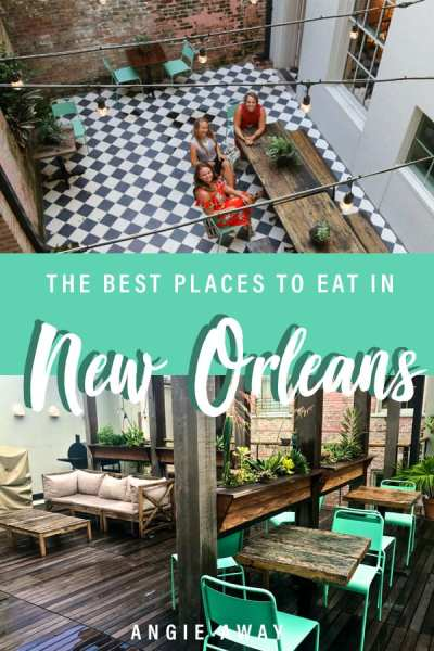 Looking for things to do in New Orleans? Check out all the activities and restaurants in the French Quarter, Bourbon Street and more! #NewOrleans #Travel #Food