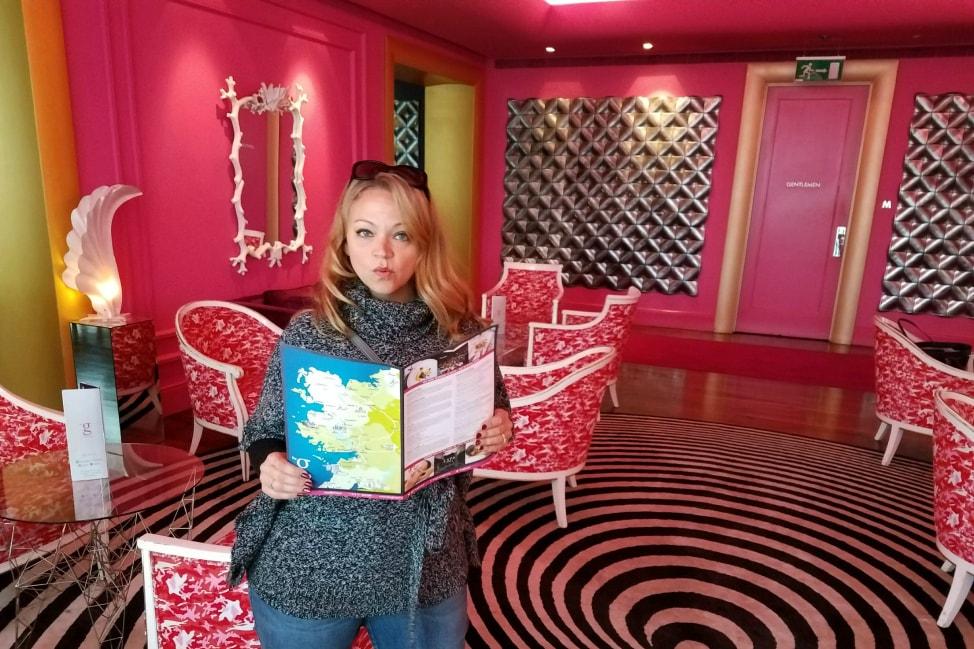 Angie Away - Galway Hotel Ireland