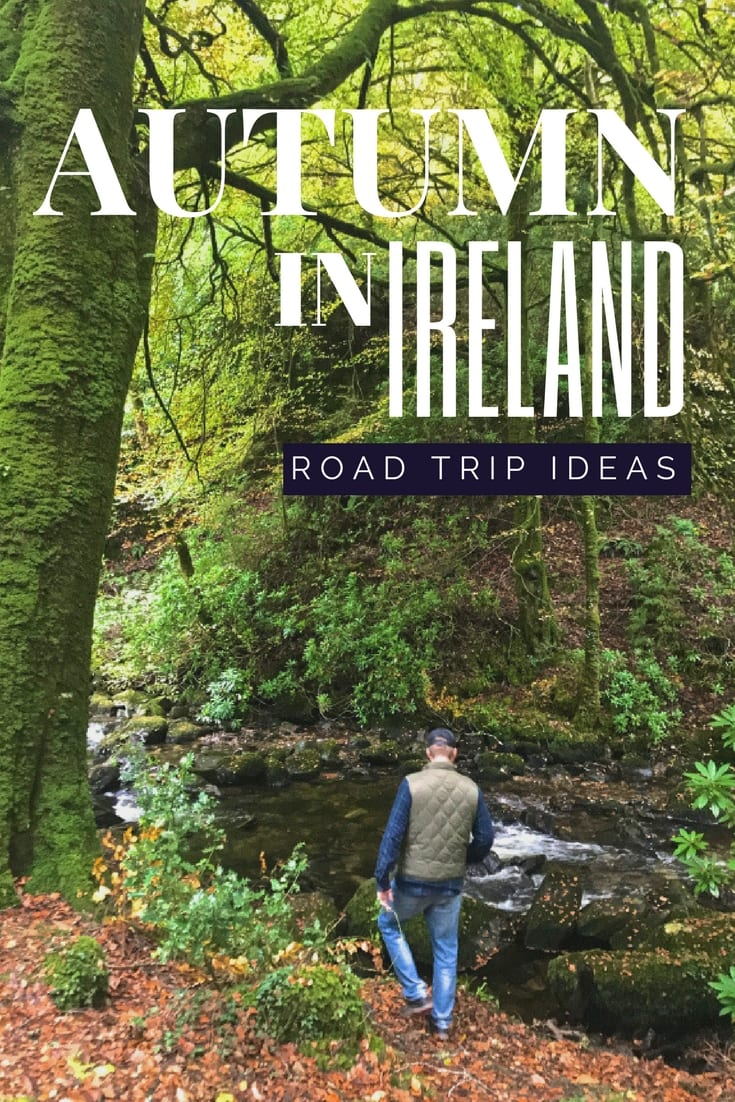 Why Autumn in the most beautiful time to take a road trip in Ireland