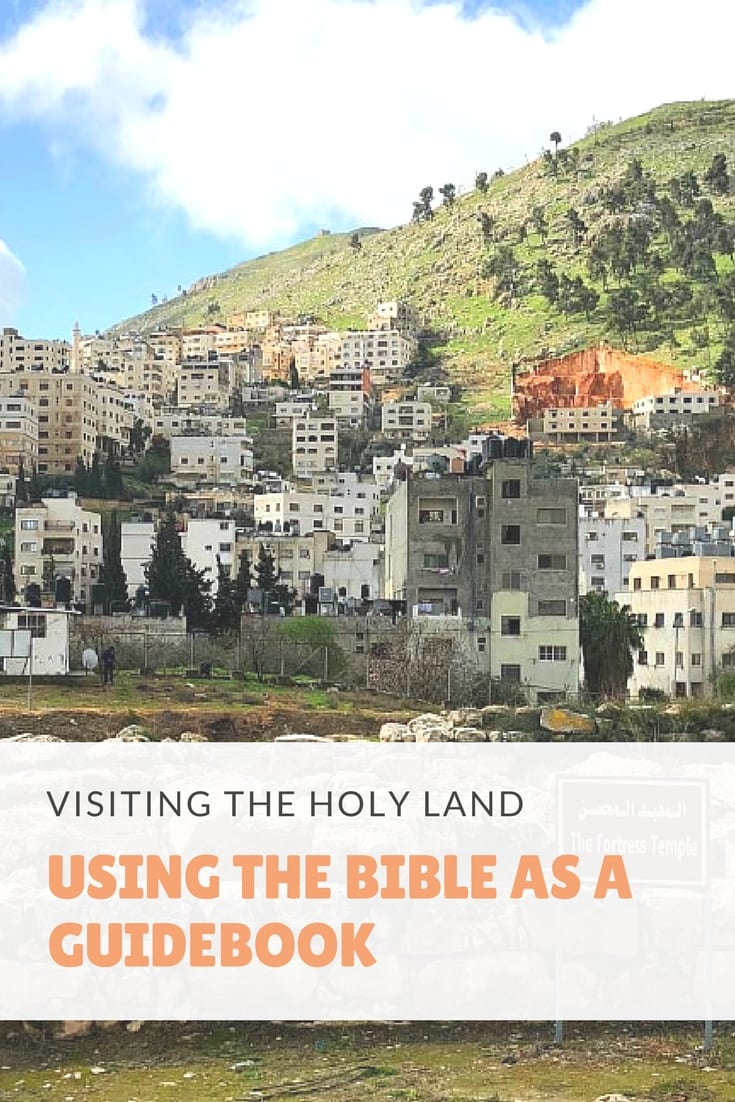 Ready to travel to Israel? Check out these tips on visiting the Holy Land, including what to wear and even walk the streets where Jesus walked. See you there! #Travel #Israel #WhattowearBiblical