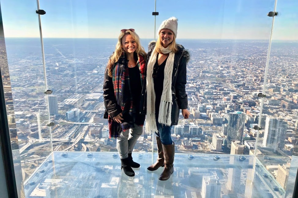The Jet Sisters Chicago - Angie Away - Reflections from the Road 37-min