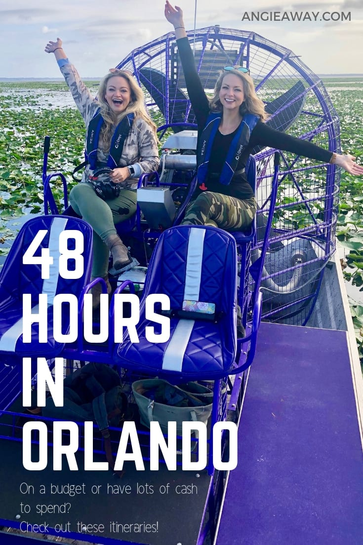 Orlando is full of things to do, but how could you choose?! On your next visit to Florida make sure you're planning a trip to these places! Wanna visit Universal Studios or some world-famous restaurants? Check out this guide with TONS of vacation ideas and tips for your next trip to Orlando.
