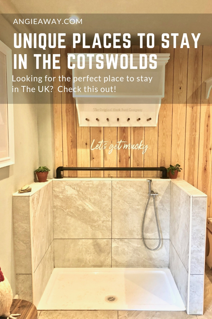 When people hear Cotswolds they automatically think of storybook villages, rolling green hills, sheep and a significantly slower pace of life than London to the south. Here's your guide to a weekend in the Cotswolds! #UK #London #Travel #Cotswolds