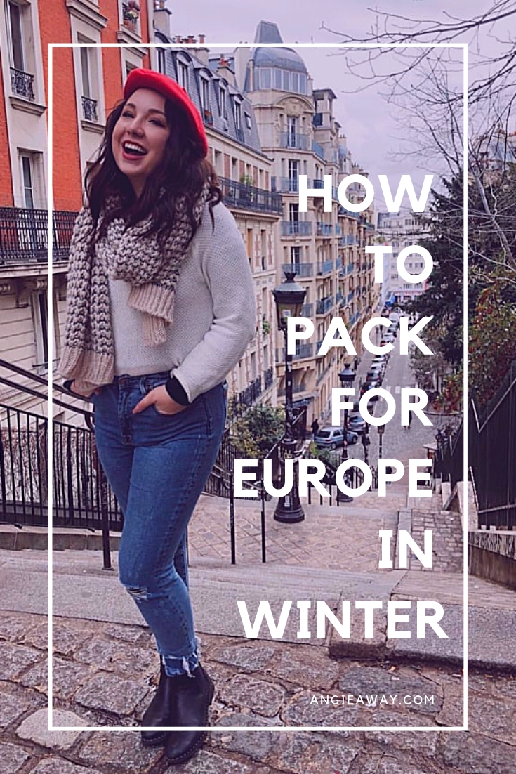 Paris in the winter is a magical time. We've got tips on what to wear, things to do, where to stay, what to see and places you must visit in summer, springs, fall and winter! Check out our outfit ideas and for your next trip to Paris. #Travel #Outfits #Ideas