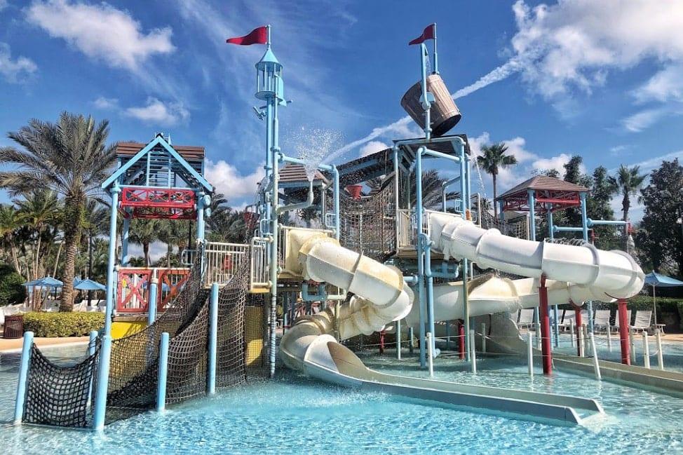 REunion Kissimmee Waterpark