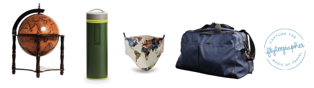 2020 Christmas Gift Guide for Travelers