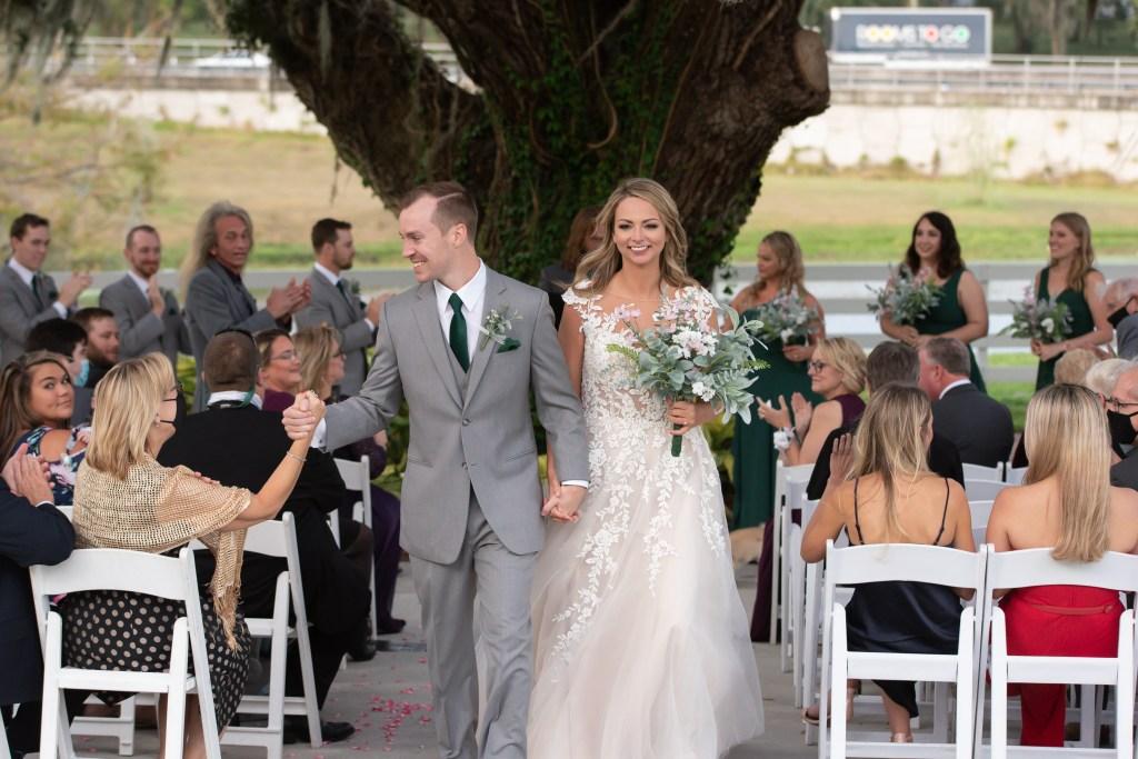 Rachel Orth Ben Miller Wedding in Apopka Florida