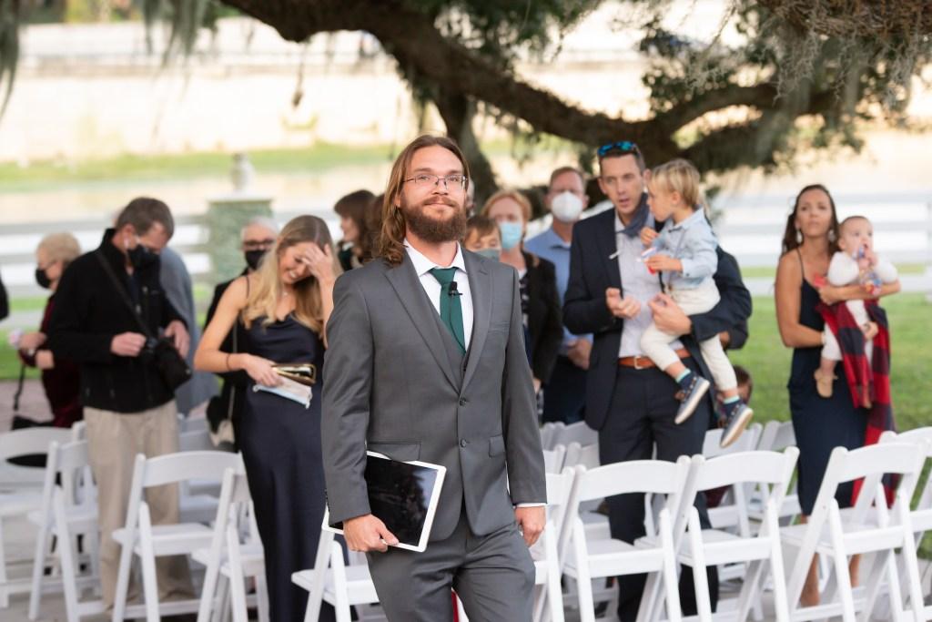 Alex Orth Licensed Wedding Officiant Jacksonville Orlando Florida
