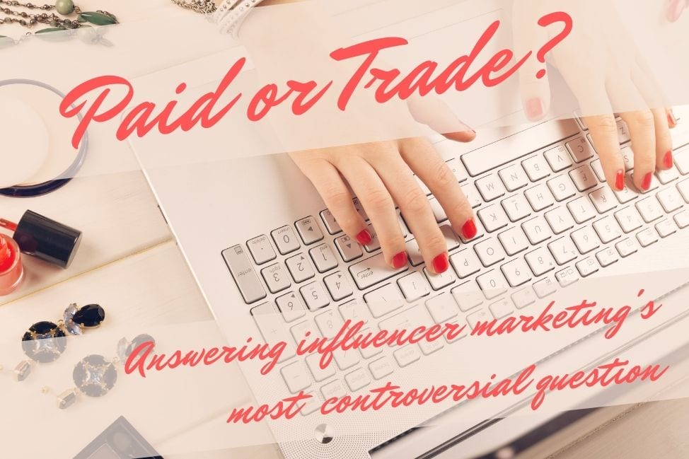 Influencer Marketing - Advertorial or Editorial