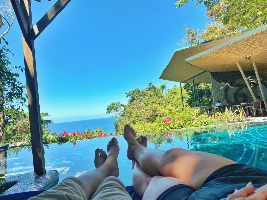 romantic hotel costa rica