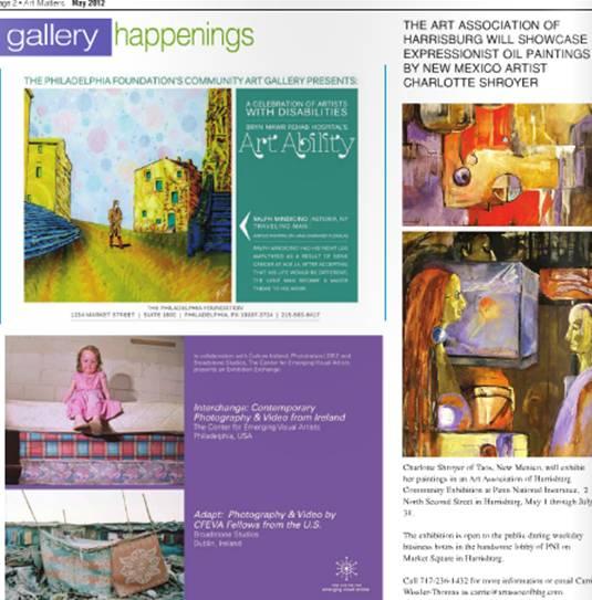 Art Matters. http://www.montgomerynews.com/entertainment/art_matters/