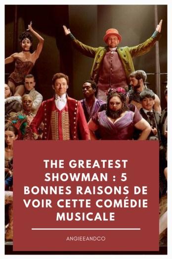 Epingle Pinterest de The Greatest Showman