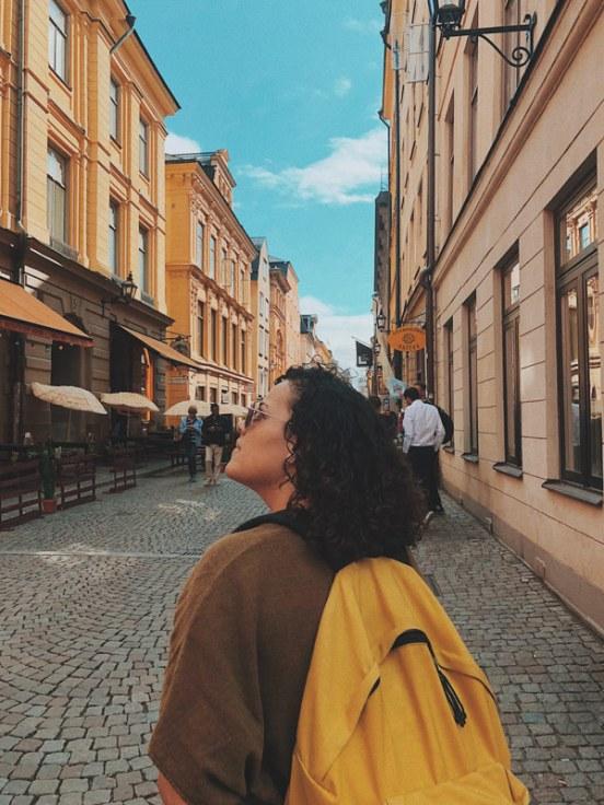 Notre visite de Stockholm en Suède