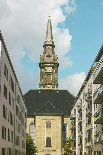 Eglise Copenhague