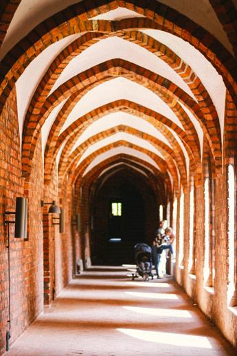 L'intérieur de l'église d'Helsingør