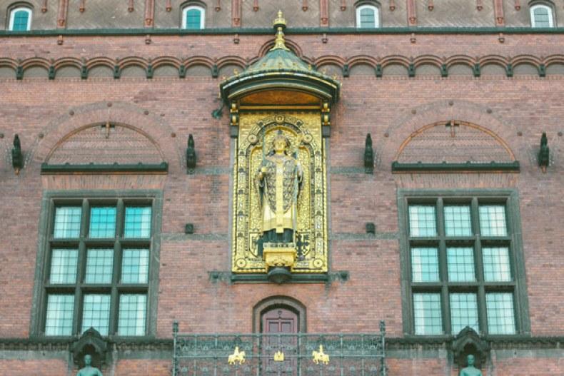 La mairie de Copenhague