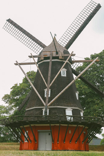 Moulin de Copenhague