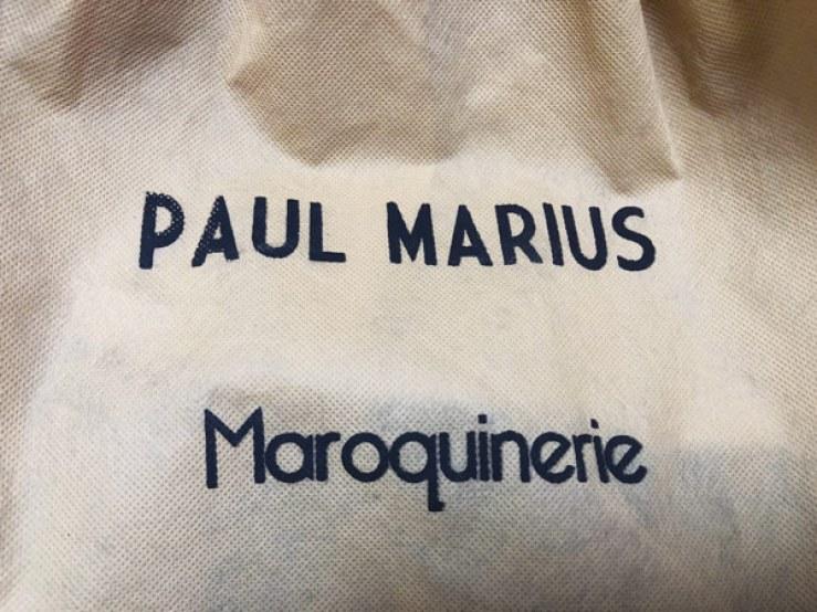 Sac Paul Marius avec logo