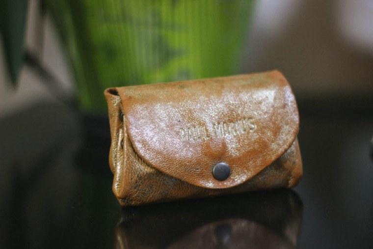 Le porte monnaie Gustave doré de Paul Marius