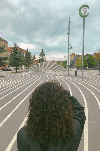 Superkilen Park et son street art