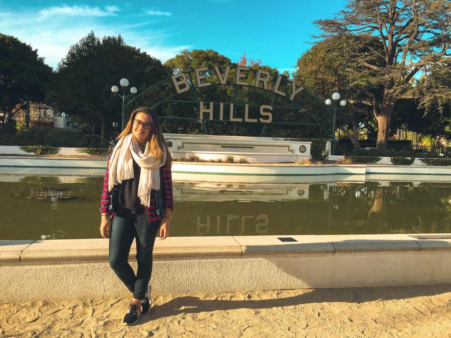 Un an à Los Angeles en tant qu'au pair