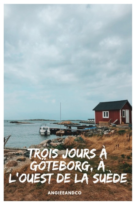 Epingle Pinterest pour mon article sur la ville de Göteborg