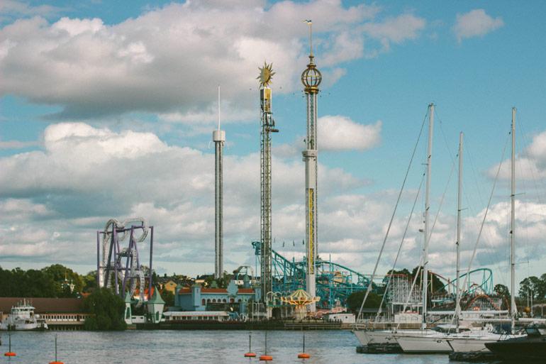 Parc d'attractions Tivoli