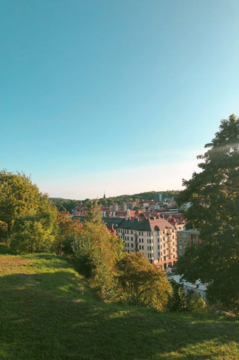 Vue 360 sur Göteborg