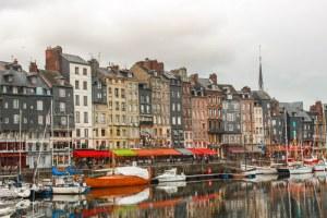 CITY TRIP : Honfleur