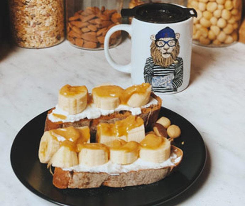 Trois idées de petits déjeuners sains