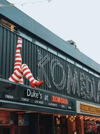 Le cinéma du quartier North Lanes de Brighton