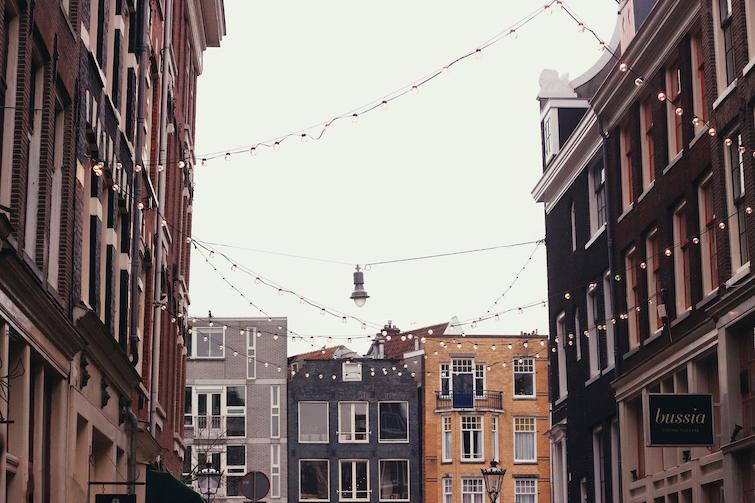 Photo de description pour mon article sur Amsterdam