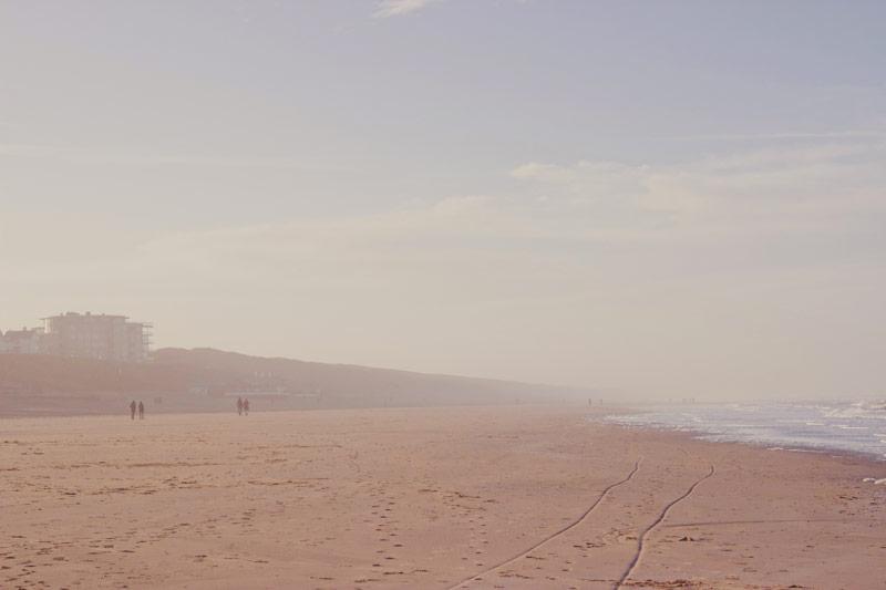 La plage de Zaandovrt