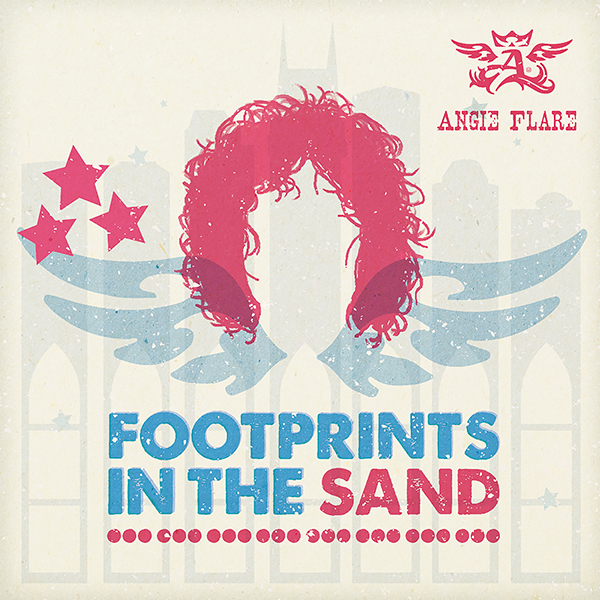 EP Footprints in the Sand - Angie Flare