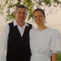 Regina and Husband