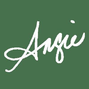 Angie Gray Signature Graphic White