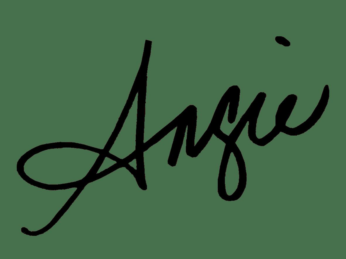 Angie Logo Large