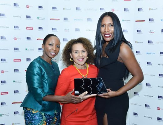 The Black British Business Awards 2016.