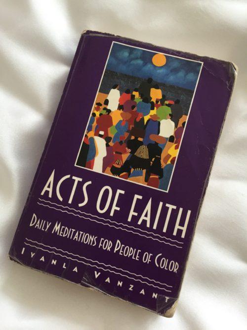 Acts of Faith book