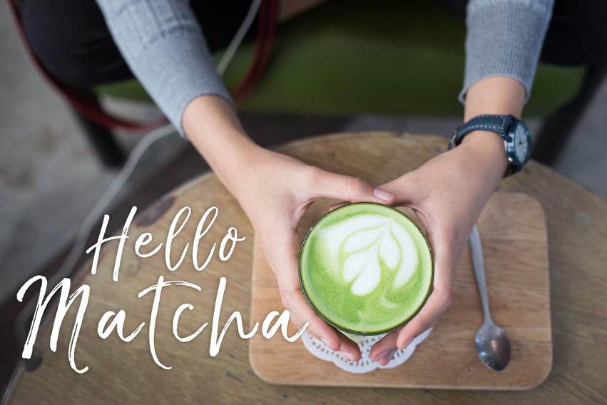 Matcha Latte Tea